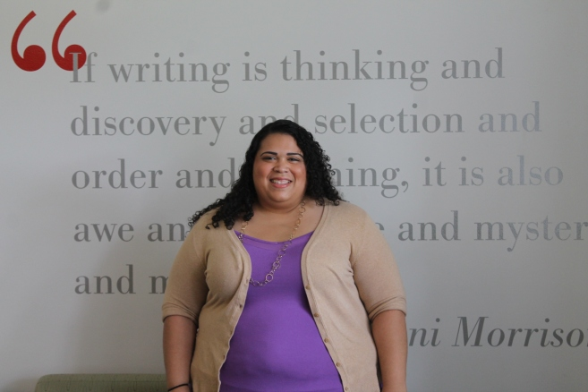 Image of Raquel Corona, graduate student at St. John's University